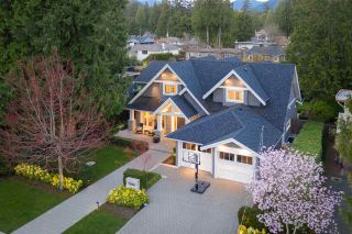 Photo 1: 1096 TALL TREE Lane in North Vancouver: Canyon Heights NV House for sale : MLS®# R2568581