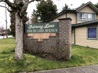 Photo 2: 7 1588 DUTHIE AVENUE in Burnaby: Simon Fraser Univer. Townhouse for sale (Burnaby North)  : MLS®# R2441839