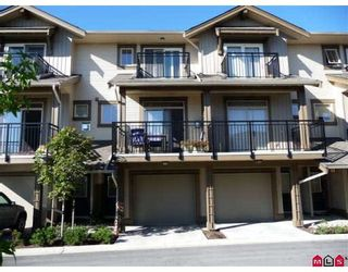 "Photo 20: 49 20326 68 Avenue in Langley: Willoughby Heights Townhouse for sale in ""SUNPOINTE"" : MLS®# R2011514"