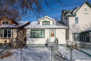 Photo 1: 853 Stella Avenue in Winnipeg: North End Residential for sale (4A)  : MLS®# 202101109