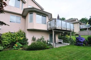 """Photo 19: 2622 CRAWLEY Avenue in Coquitlam: Coquitlam East Townhouse for sale in """"SOUTHVIEW ESTATES"""" : MLS®# R2237997"""