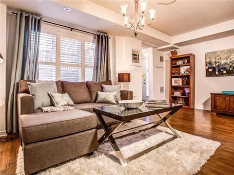 Main Photo: 42 3 Florence Wyle Lane in Toronto: South Riverdale Condo for sale (Toronto E01)  : MLS®# E3125550