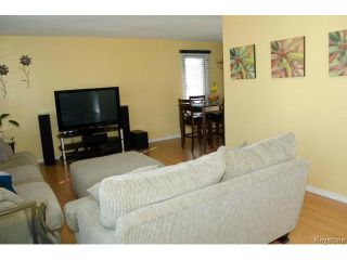 Photo 7: 94 Deloraine Drive in WINNIPEG: Westwood / Crestview Residential for sale (West Winnipeg)  : MLS®# 1513284