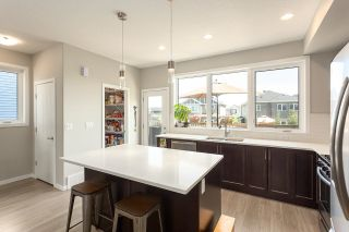 Photo 4: 1908 TANAGER Place in Edmonton: Zone 59 House Half Duplex for sale : MLS®# E4265567