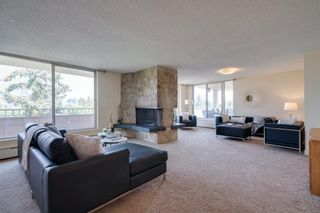 Photo 4: 602 629 Royal Avenue SW in Calgary: Upper Mount Royal Apartment for sale : MLS®# A1131316