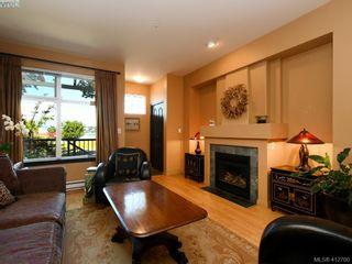 Photo 4: 13 60 Dallas Rd in VICTORIA: Vi James Bay Row/Townhouse for sale (Victoria)  : MLS®# 818335