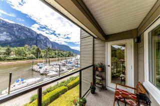 """Photo 3: 206 1468 PEMBERTON Avenue in Squamish: Downtown SQ Condo for sale in """"MARINA ESTATES"""" : MLS®# R2371646"""
