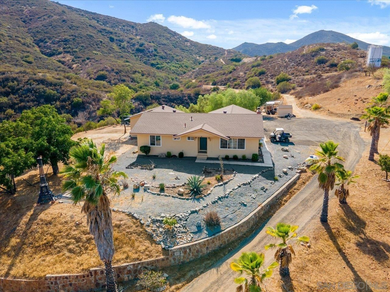 Main Photo: DULZURA House for sale : 4 bedrooms : 18469 Bee Canyon Rd