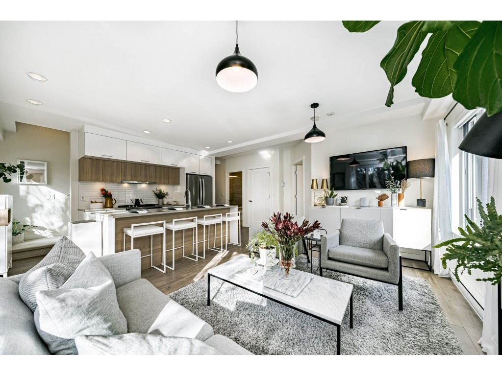 """Main Photo: 2743 WARD Street in Vancouver: Collingwood VE Townhouse for sale in """"Ward by Vicini Homes"""" (Vancouver East)  : MLS®# R2541608"""