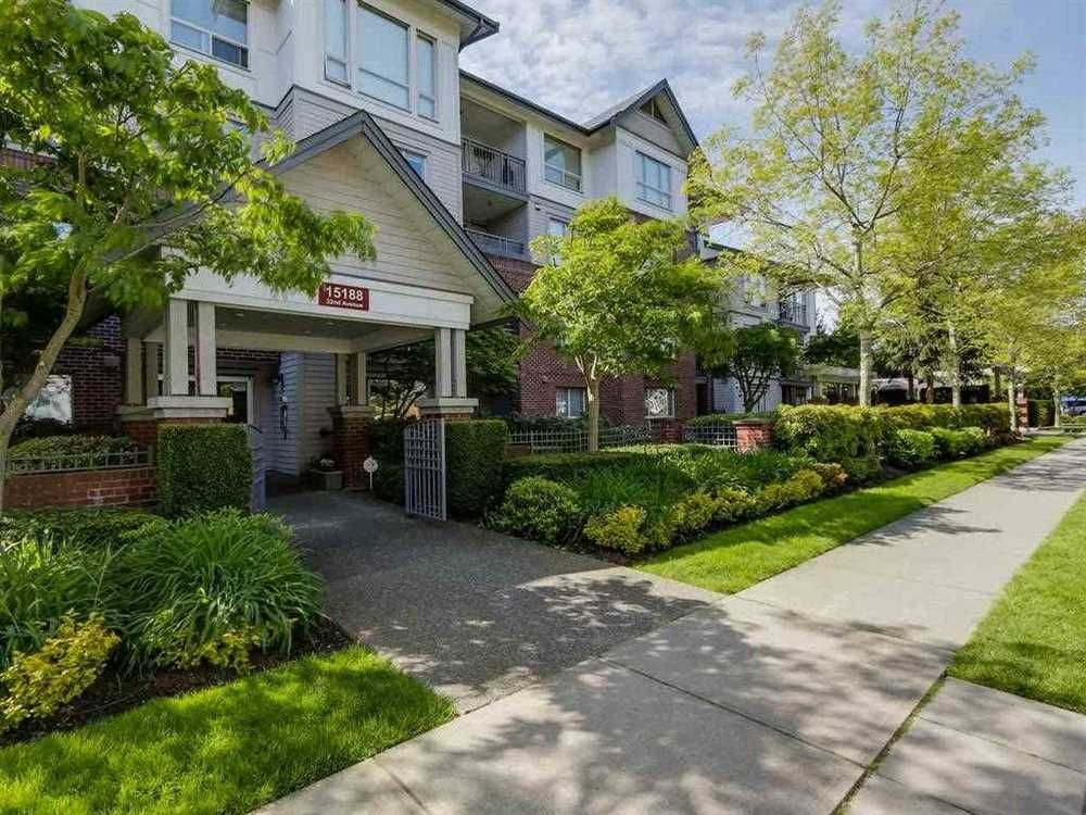 Main Photo: 110 15188 22 AVENUE in South Surrey White Rock: Sunnyside Park Surrey Home for sale ()  : MLS®# R2259924