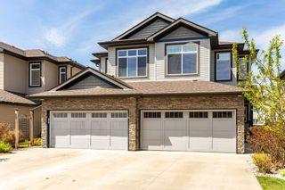 Photo 2: 78 AUSTIN Court: Spruce Grove House Half Duplex for sale : MLS®# E4247987
