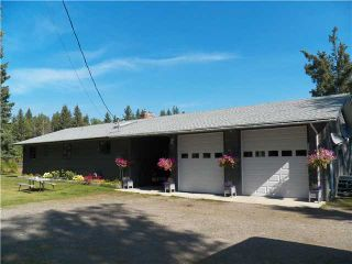 Photo 1: 2278 DOYLE Road in Williams Lake: Williams Lake - Rural East House for sale (Williams Lake (Zone 27))  : MLS®# N222902