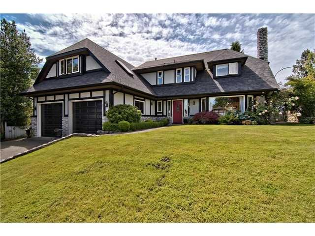 """Photo 2: Photos: 462 CONNAUGHT Drive in Tsawwassen: Pebble Hill House for sale in """"PEBBLE HILL"""" : MLS®# V1055875"""