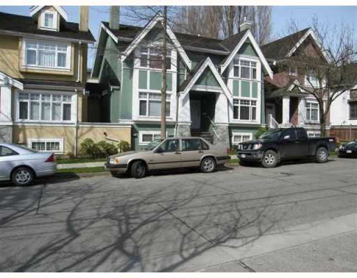 Main Photo: 2261 YEW Street in Vancouver: Kitsilano Townhouse for sale (Vancouver West)  : MLS®# V760436