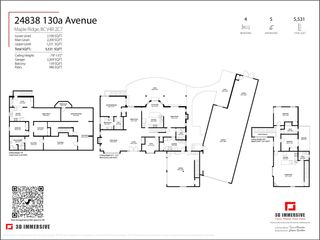 """Photo 39: 24838 130A Avenue in Maple Ridge: Websters Corners House for sale in """"Allco Estates"""" : MLS®# R2595165"""