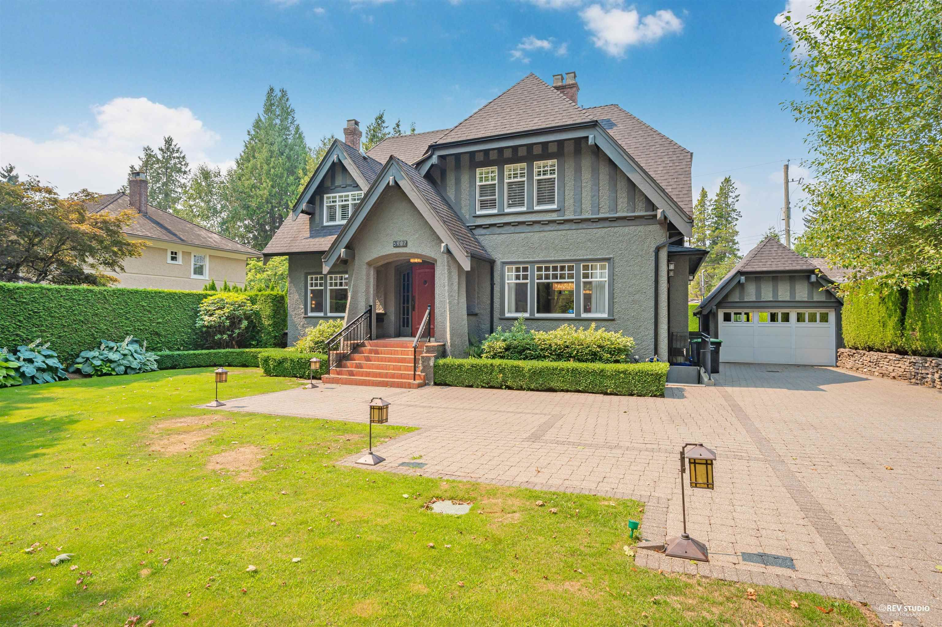 Main Photo: 5987 WILTSHIRE Street in Vancouver: South Granville House for sale (Vancouver West)  : MLS®# R2611344