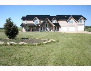 Photo 2: 274225 Range Road 22 in AIRDRIE: Rural Rocky View MD Residential Detached Single Family for sale : MLS®# C3405532