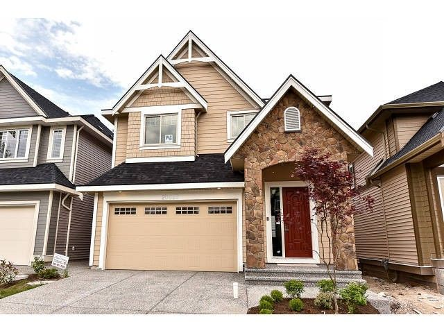 Main Photo: 20955 80A Avenue in Langley: Willoughby Heights House for sale : MLS®# F1438496