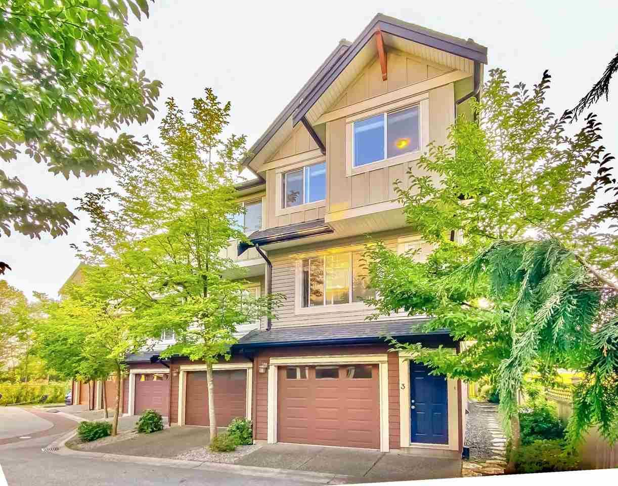 Main Photo: 3 22571 Westminster Highway in Richmond: Hamilton Townhouse for sale : MLS®# R2505486