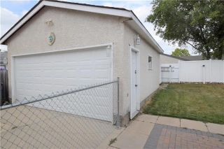 Photo 18: 39 RIZER Crescent in Winnipeg: Valley Gardens Residential for sale (3E)  : MLS®# 1924426
