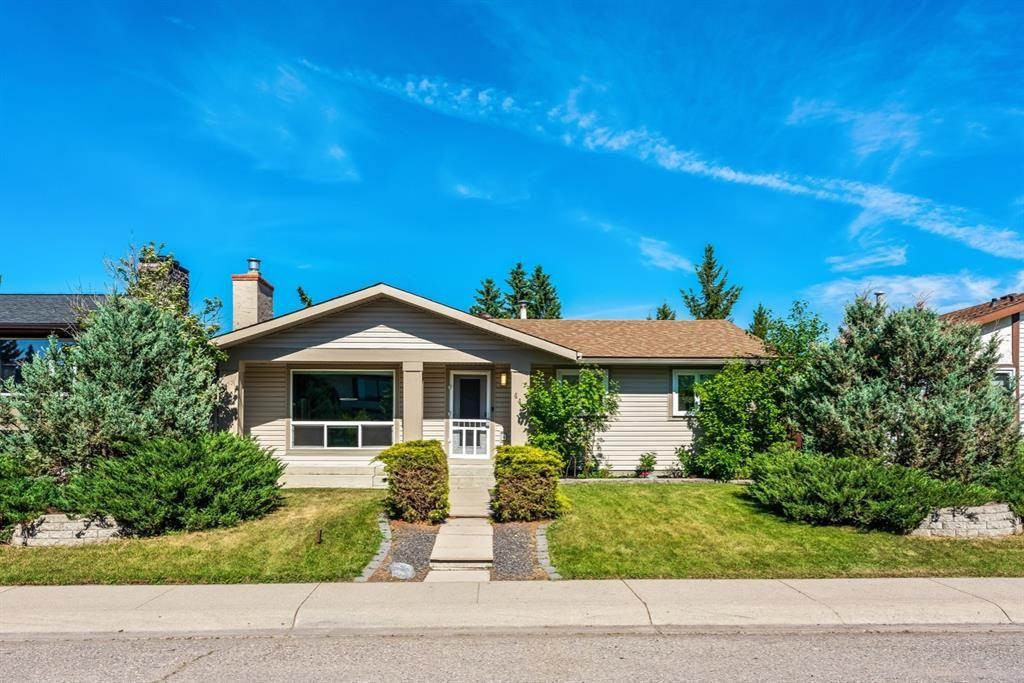 Main Photo: 448 Cedarpark Drive SW in Calgary: Cedarbrae Detached for sale : MLS®# A1120767