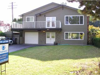 Photo 1: 3911 VICTORIA Place in Port Coquitlam: Oxford Heights House for sale : MLS®# V791311
