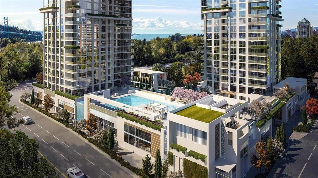 "Main Photo: 904 1633 CAPILANO Road in North Vancouver: Pemberton NV Condo for sale in ""PARK WEST"" : MLS®# R2617977"