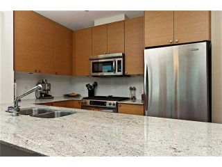 """Photo 3: 1008 110 BREW Street in Port Moody: Port Moody Centre Condo for sale in """"ARIA-SUTER BROOK"""" : MLS®# V840788"""