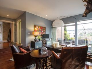 """Photo 6: 1592 ISLAND PARK Walk in Vancouver: False Creek Townhouse for sale in """"LAGOONS"""" (Vancouver West)  : MLS®# V1099043"""