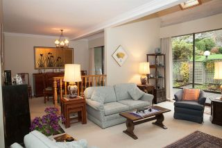Photo 6: 11 4957 MARINE Drive in West Vancouver: Olde Caulfeild Townhouse for sale : MLS®# R2124115