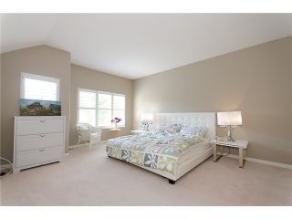 """Photo 7: 95 3555 WESTMINSTER Highway in Richmond: Terra Nova Townhouse for sale in """"SONOMA"""" : MLS®# V901887"""