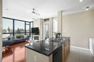 """Photo 2: 501 6833 STATION HILL Drive in Burnaby: South Slope Condo for sale in """"VILLA JARDIN"""" (Burnaby South)  : MLS®# R2544706"""