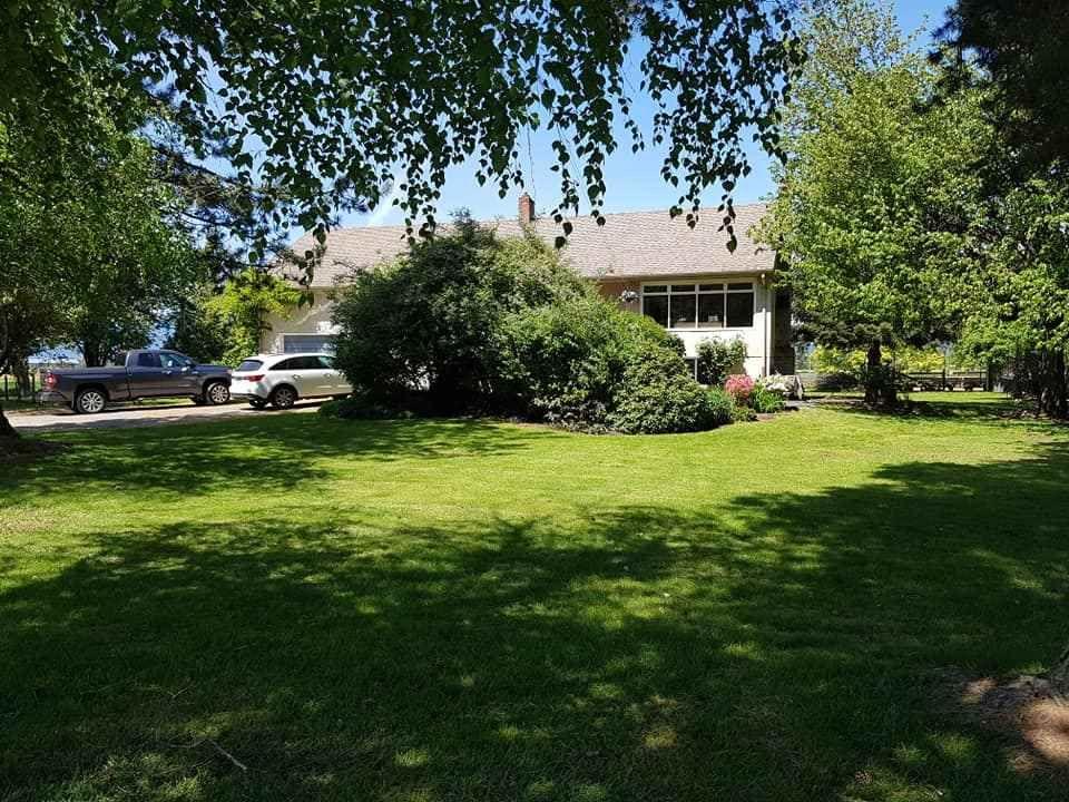 Main Photo: 8876 ANNIS Road in Rosedale: Rosedale Popkum House for sale : MLS®# R2454922