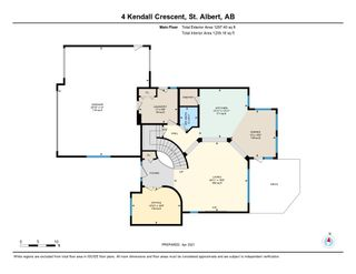 Photo 48: 4 Kendall Crescent: St. Albert House for sale : MLS®# E4236209