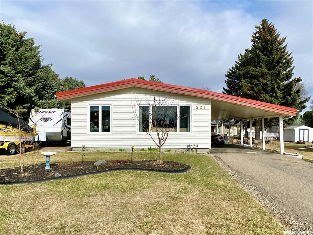 Main Photo: 521 Douglas Street South in Outlook: Residential for sale : MLS®# SK840471