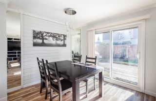"""Photo 3: 24 3397 HASTINGS Street in Port Coquitlam: Woodland Acres PQ Townhouse for sale in """"MAPLE CREEK"""" : MLS®# R2393371"""