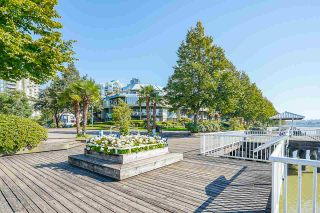 "Photo 38: 325 1150 QUAYSIDE Drive in New Westminster: Quay Condo for sale in ""The Westport"" : MLS®# R2535503"