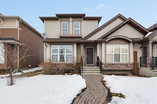 Photo 30: 146 AUTUMN Green SE in Calgary: Auburn Bay Semi Detached for sale : MLS®# C4232262