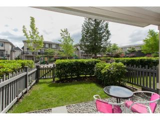 "Photo 15: 12 7938 209 Street in Langley: Willoughby Heights Townhouse for sale in ""RED MAPLE"" : MLS®# R2072725"