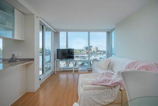 """Photo 3: 806 3333 CORVETTE Way in Richmond: West Cambie Condo for sale in """"Wall Centre at the Marina"""" : MLS®# R2622056"""