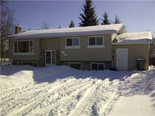 """Photo 1: 6175 ACADIA Place in Prince George: Lower College House for sale in """"LOWER COLLEGE HEIGHTS"""" (PG City South (Zone 74))  : MLS®# N216347"""