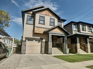Main Photo: 708 14 Street SE in Calgary: Inglewood Detached for sale : MLS®# A1113550