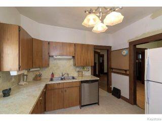Photo 8: 139 Home Street in WINNIPEG: West End / Wolseley Residential for sale (West Winnipeg)  : MLS®# 1517545