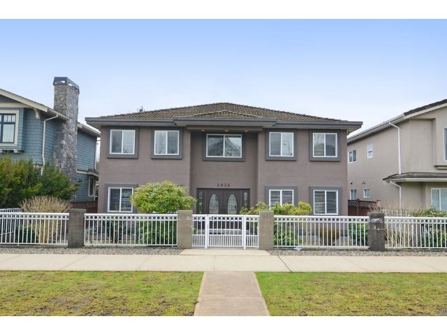 FEATURED LISTING: 4036 Pandora Street Vancouver