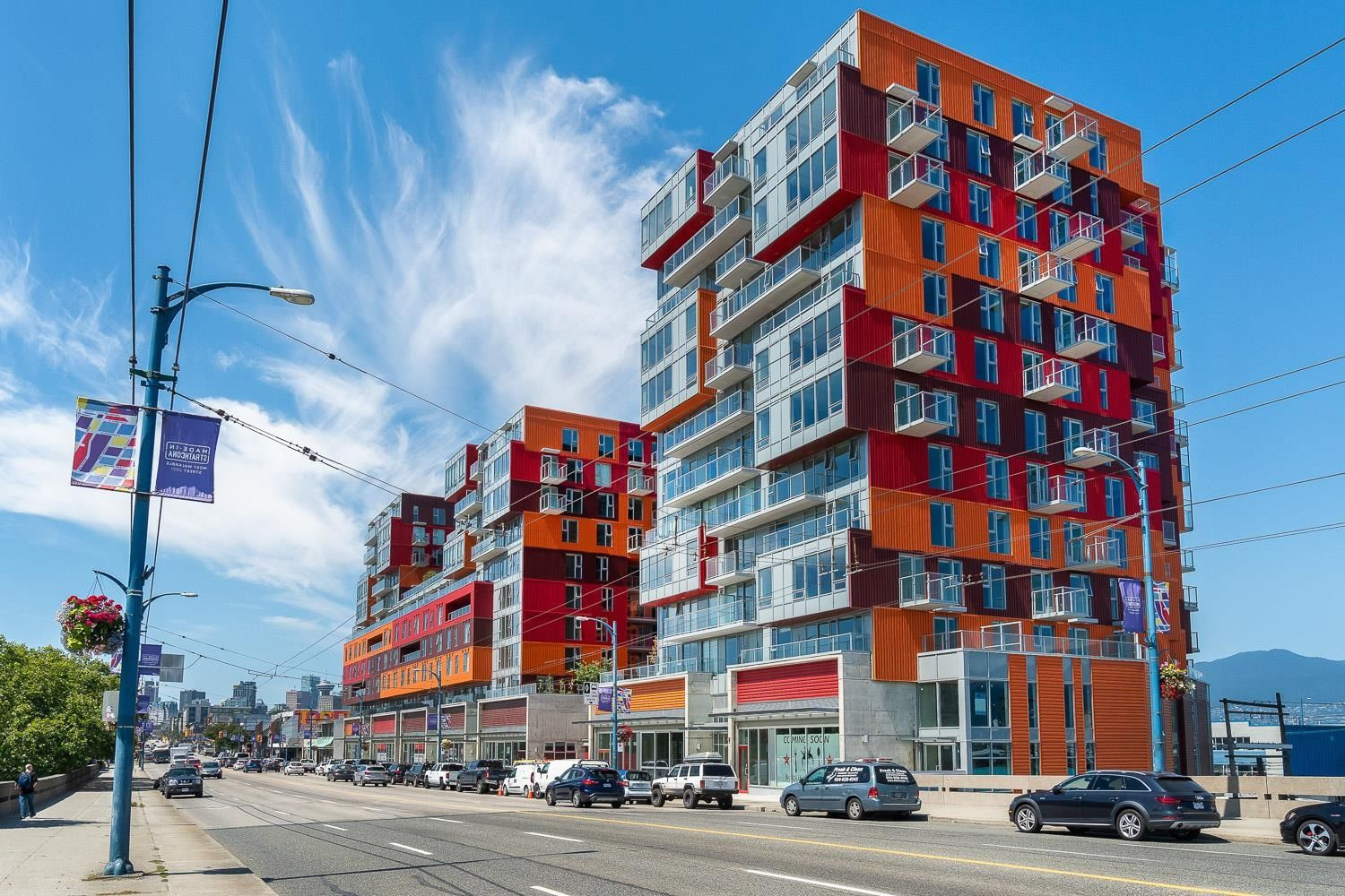 """Main Photo: PH9 955 E HASTINGS Street in Vancouver: Strathcona Condo for sale in """"Strathcona Village"""" (Vancouver East)  : MLS®# R2617989"""