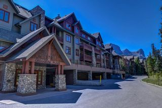 Photo 1: 319 170 Crossbow Place: Canmore Apartment for sale : MLS®# A1111903