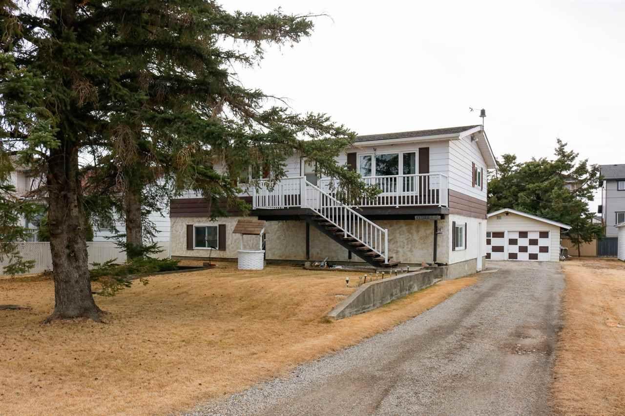 Main Photo: 4722-4724 52 Street: Calmar House for sale : MLS®# E4238778