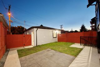 Photo 36: 1614 E 36 Avenue in Vancouver: Knight 1/2 Duplex for sale (Vancouver East)  : MLS®# R2507439