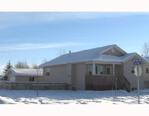 """Main Photo: 4403 HERITAGE Crescent in Fort_Nelson: Fort Nelson -Town House for sale in """"MIDTOWN"""" (Fort Nelson (Zone 64))  : MLS®# N179031"""