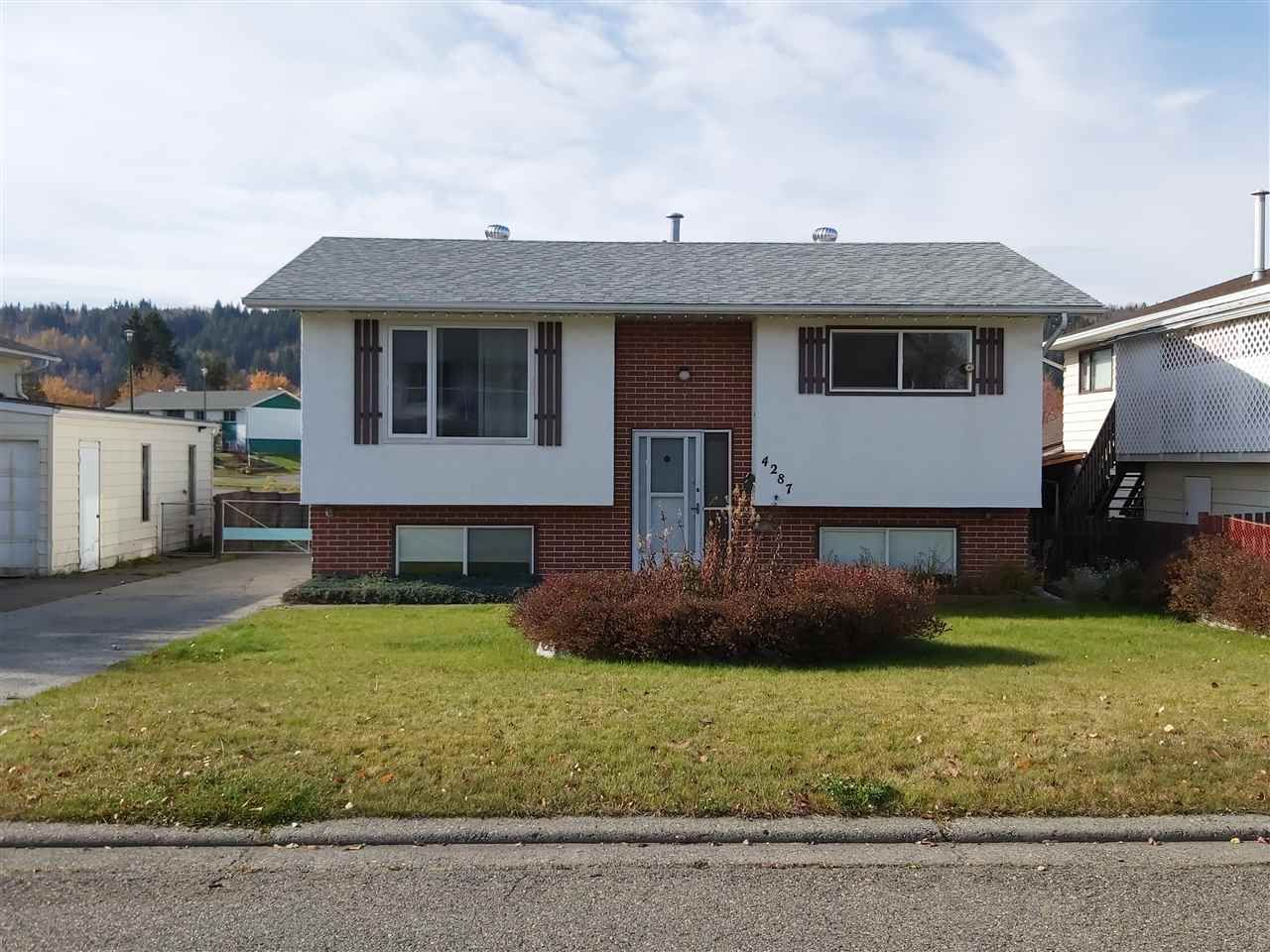 Main Photo: 4287 MERTON Crescent in Prince George: Lakewood House for sale (PG City West (Zone 71))  : MLS®# R2413754